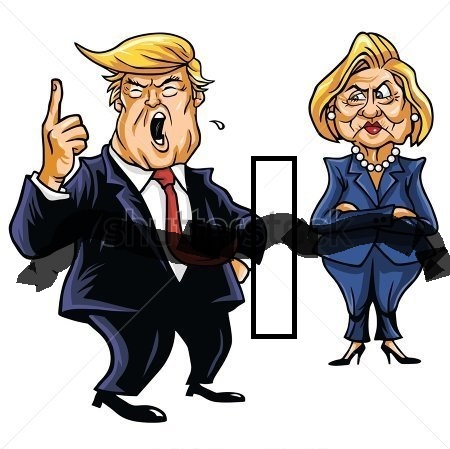 stock-vector-august-presidential-candidates-donald-trump-vs-hillary-clinton-cartoon-475623700
